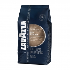 Кофе в зернах LAVAZZA Лавацца Gold Selection, натуральный, 1000 г, вакуумная упаковка, 4320