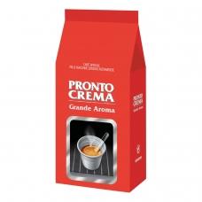 Кофе в зернах LAVAZZA Лавацца Pronto Crema, натуральный, 1000 г, вакуумная упаковка, 7821