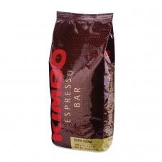 Кофе в зернах KIMBO Extra Cream Кимбо Экстра Крим, натуральный, 1000 г, вакуумная упаковка