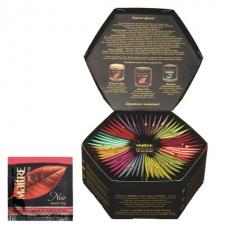 Чай MAITRE Мэтр 'de The Exclusive Collection', набор, 12 видов, 60 пакетиков в конвертах по 2 г, бак301