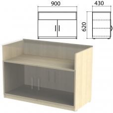 Каркас тумбы для оргтехники 'Канц' 900х430х620 мм, цвет дуб молочный, ТК28.15.2