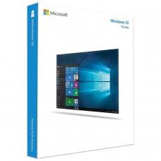 Операционная система WINDOWS 'Home' 10, 32-bit/64-bit, Russian, Russia Only, USB, KW9-00***