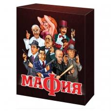 Игра настольная карточная 'Мафия', 'Десятое королевство', 01895