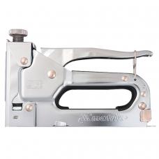 Степлер мебельный MATRIX 'MASTER', стальной, регулируемый, тип скобы: 53, 4-14 мм, 40902