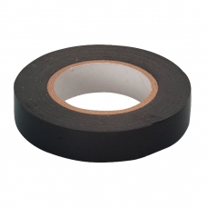 Изолента ПВХ, 19 мм х 20 м, СИБРТЕХ, 180 мкм, черная, 88794