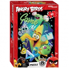 Пазл  60 эл. Step Puzzle 'Angry Birds'